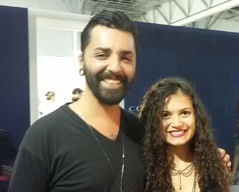 Lucas Magalhães e Natália Zuca