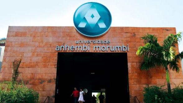 Universidade Anhembi Morumbi - Campus Morumbi (Foto: Divulgação)