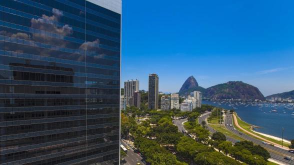 Fundação Getúlio Vargas - Rio de Janeiro (Foto: FGV)
