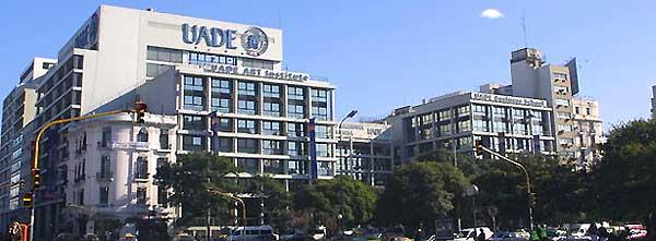 UADE (Foto: Revista Vivenda)