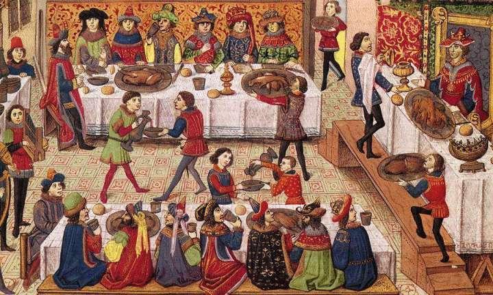 Corte de Borgonha