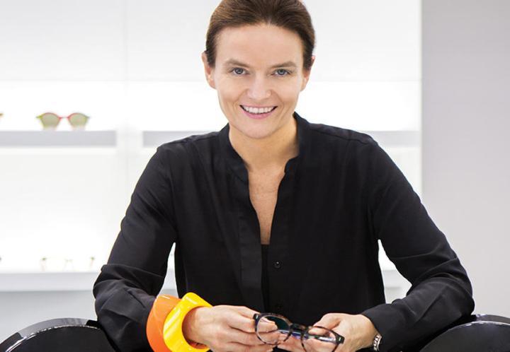Luisa Delgado, CEO da Safilo