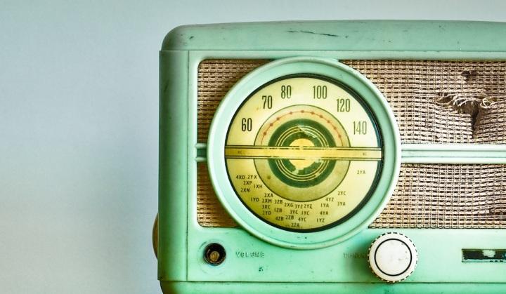 rádio-antigo